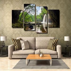 Tablou canvas pe panza landscape 17 - KM-CM4-LND17
