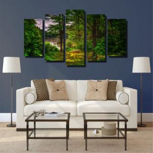 Tablou canvas pe panza landscape 24 - KM-CM5-LND24