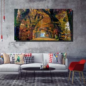 Tablou canvas pe panza landscape 25 - KM-CM1-LND25