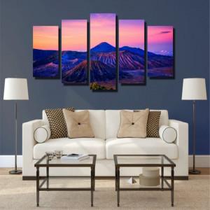 Tablou canvas pe panza landscape 34 - KM-CM5-LND34