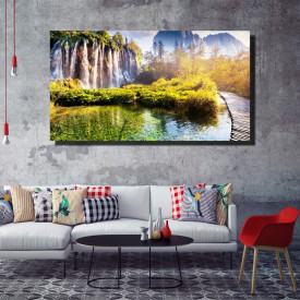 Tablou canvas pe panza landscape 5 - KM-CM1-LND5