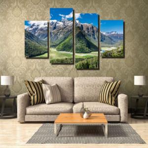 Tablou canvas pe panza landscape 7 - KM-CM4-LND7