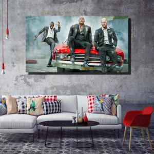 Tablou canvas pe panza movie 5 - KM-CM1-MVE5