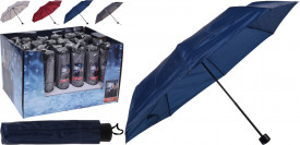 Umbrela de ploaie, pliabila, 21 cm