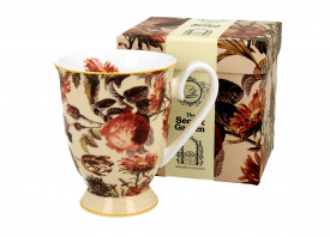 Cana de portelan, pentru ceai, Peony, 325 ml