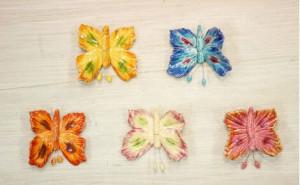 Deco ceramica Fluture