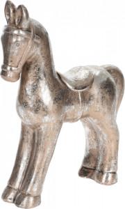 Figurina, calut auriu, 27 cm