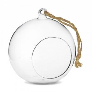 Glob de sticla pentru terariu, 14.5x14 cm