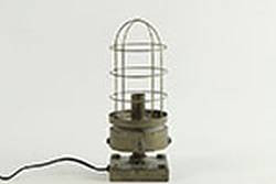 Lampa de masa, stil industrial, 34 cm
