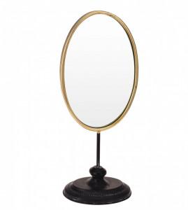 Oglinda pe suport, 53 cm
