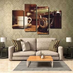 Tablou canvas pe panza hi-tech 5 - KM-CM4-TCH5