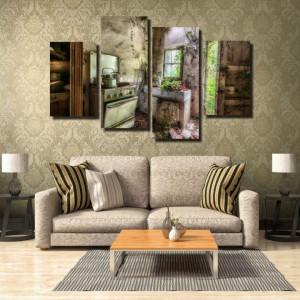 Tablou canvas pe panza interior 5 - KM-CM4-INT5