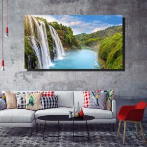 Tablou canvas pe panza landscape 6 - KM-CM1-LND6