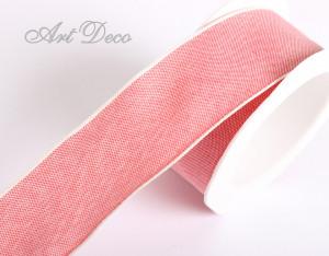 Banda textila, rosie, 38mm x 20m