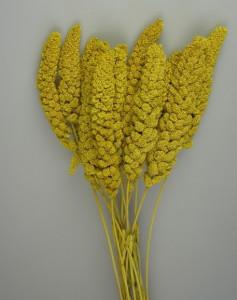 Flori uscate, Ciumiza, galben, 100 g