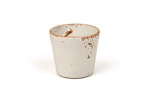 Ghiveci ceramica, aspect antichizat, D12 cm