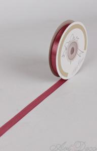 Rola de satin, 10mm*25m, roz vintage