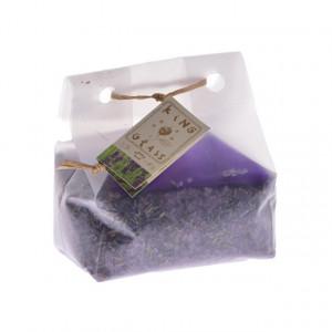 Saculet sare de baie lavanda, 1 kg