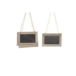 Tablita de scris, cu agatatatoare, 15x10 cm