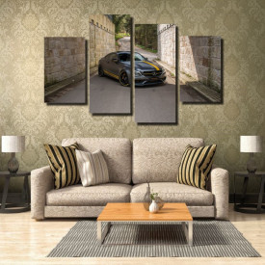 Tablou canvas pe panza car 11 - KM-CM4-CAR11