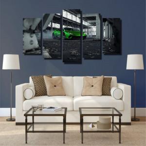 Tablou canvas pe panza car 3 - KM-CM5-CAR3