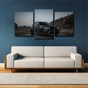 Tablou canvas pe panza car 5 - KM-CM3-CAR5