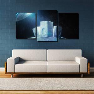 Tablou canvas pe panza music 6 - KM-CM3-MSC6