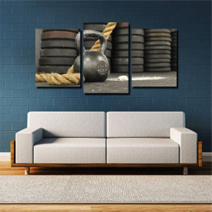 Tablou canvas pe panza sport 3 - KM-CM3-SRT3