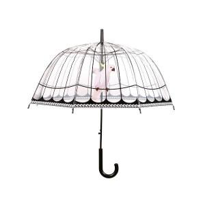 Umbrela de ploaie, plastic, model papagal, diametru 81 cm