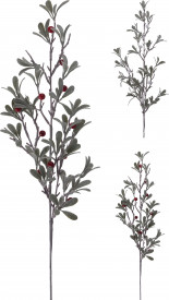 Crenguta artificiala, fructe/frunze