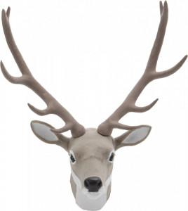 Figurina, cap de cerb, 30 cm