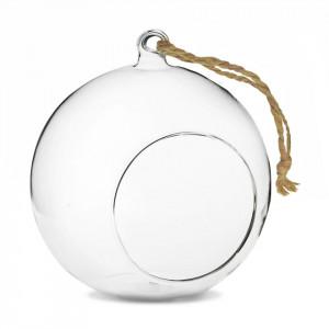 Glob de sticla pentru terariu, 15.5x14 cm