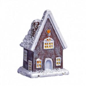 Ornament, casuta, 5x3.5 cm