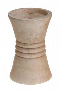 Sfesnic din lemn, inaltime 14 cm