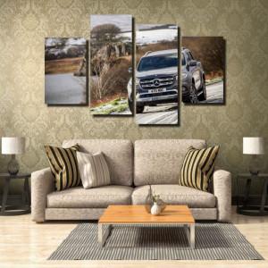 Tablou canvas pe panza car 12 - KM-CM4-CAR12