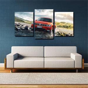 Tablou canvas pe panza car 16 - KM-CM3-CAR16