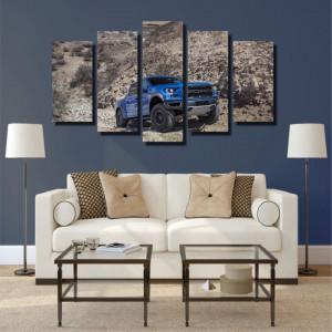 Tablou canvas pe panza car 4 - KM-CM5-CAR4