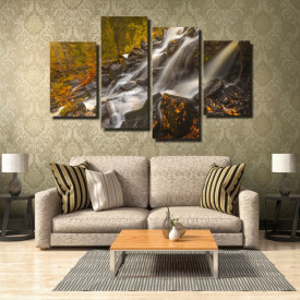 Tablou canvas pe panza landscape 20 - KM-CM4-LND20