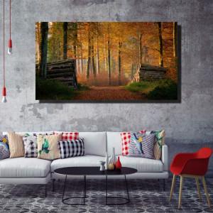 Tablou canvas pe panza landscape 8 - KM-CM1-LND8