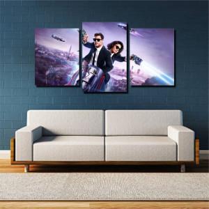 Tablou canvas pe panza movie 10 - KM-CM3-MVE10