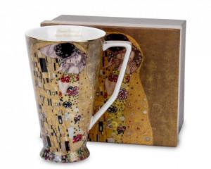 Cana de portelan, 250 ml, Gustav Klimt