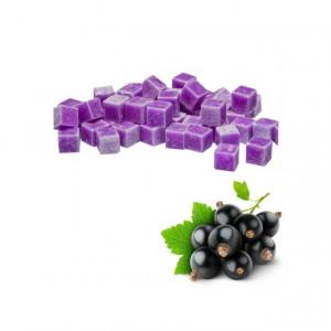 Ceara parfumata, pachet 8 cuburi, aroma Coacaze negre