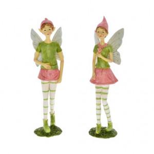 Figurina polirasina, elf, 15 cm