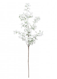 Floare artificiala alba, 51x21 cm