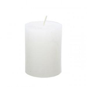 Lumanare 7*9 cm, alb