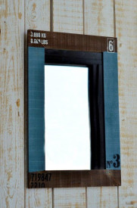 Oglinda lemn No.