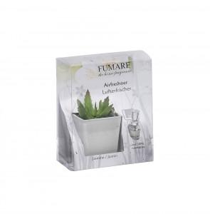 Set planta artificiala + odorizant, aroma Iasomie