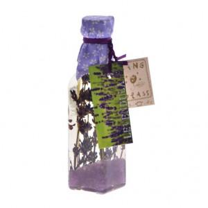 Sticla cu ulei de baie, aroma levantica, 100ml
