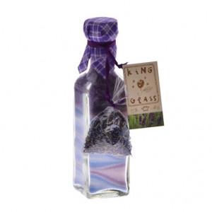 Sticla mica, sare de baie, aroma levantica, 100 ml