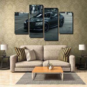 Tablou canvas pe panza car 3 - KM-CM4-CAR3